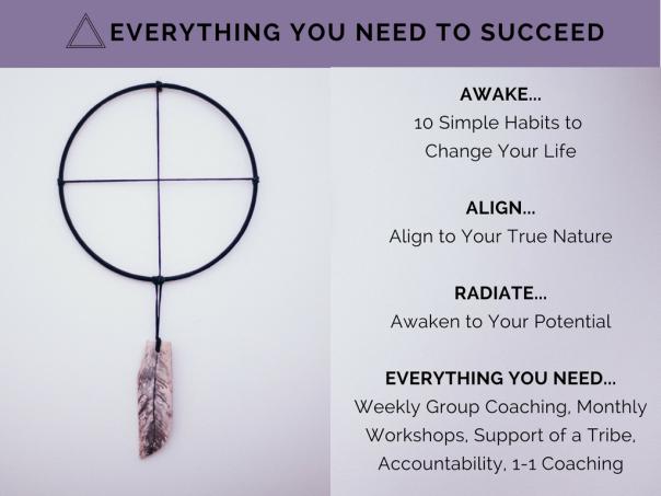 3 Rounds - Awake + Radiant Living (2)
