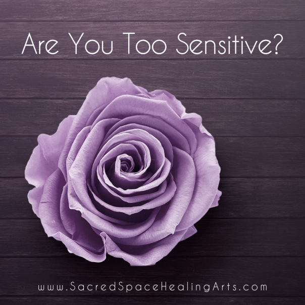 Are You Too Sensitive_